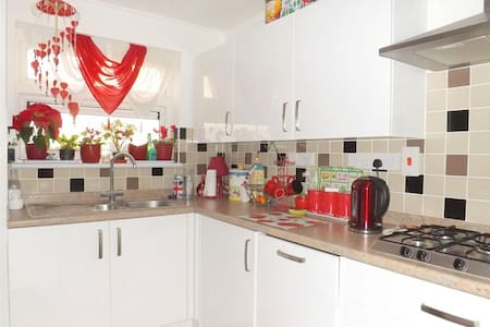 Family Favourite Clean 2 Bed Apartment - Central - Cambridgeshire - Byt