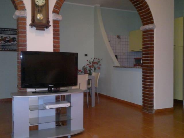 Appartamento con giardino - Bosa - Apartmen