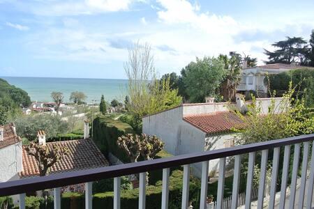 Natural beaches 2 mins walk, Sol Luna Vista al mar - Canet de Mar - Wohnung