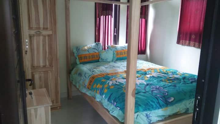 Private rooms in Sambangan, visibly with nature.