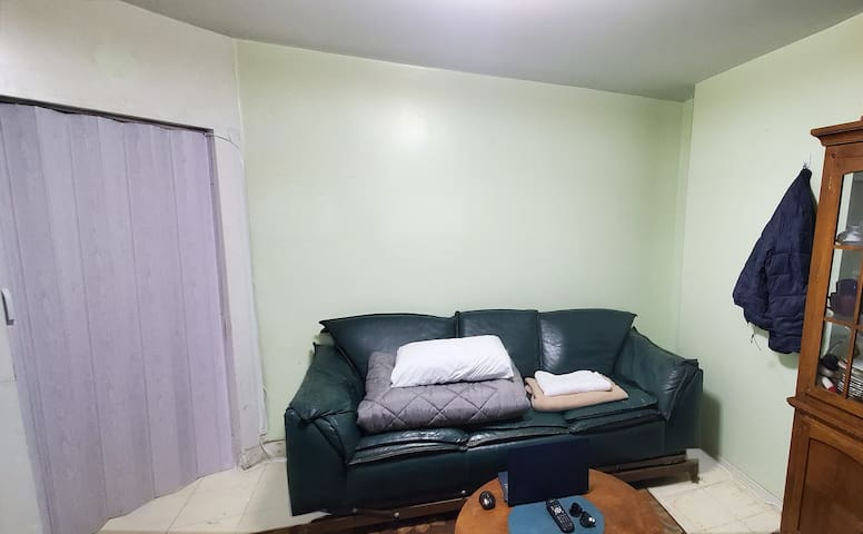 More private than a hostel, and a great price!