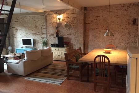 Lovely Loft with a sunny Balcony - València