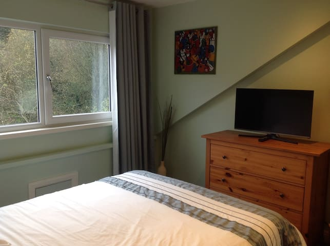 Mill Cottage Room With Ensuite - Birch Vale, High Peak - Haus