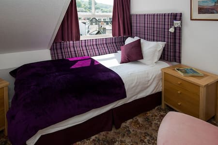 Smallwood House, single room with a view - Ambleside - Szoba reggelivel