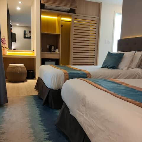 [B930-Oceanami] 1BR Twin - Airy Space+Luxury Villa