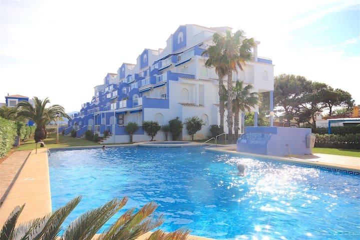 Ferienwohnung PLAYA SURF Apartamento