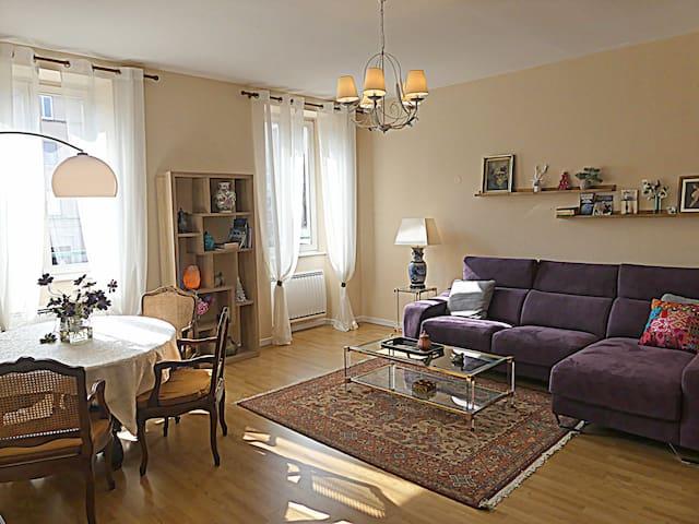 BEL-AMI  - eine schöne Wohnung von 73 m2