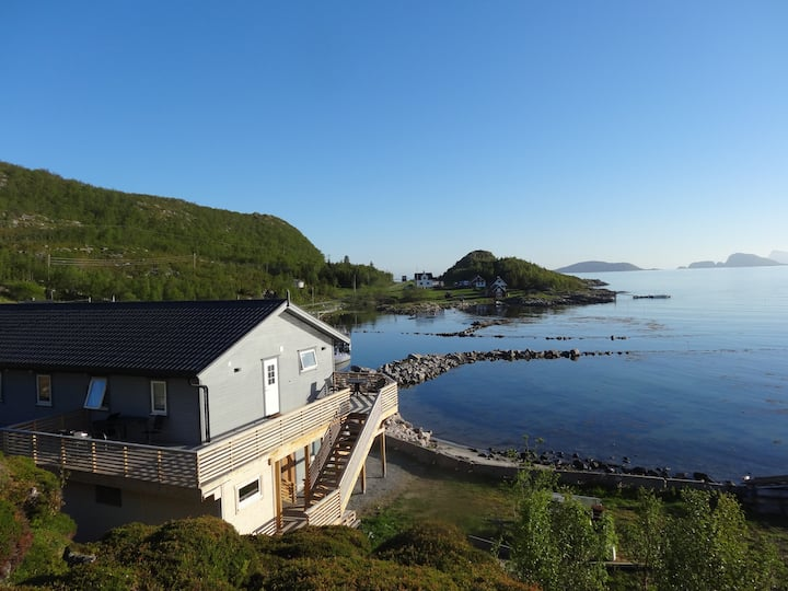 Panorama no 2 with private sauna. Laukvik/Senja