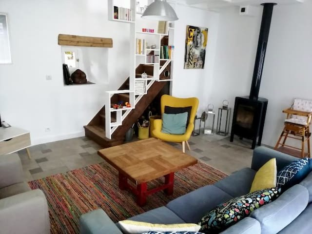 Chez Mimi,  jolie maison au bout du monde