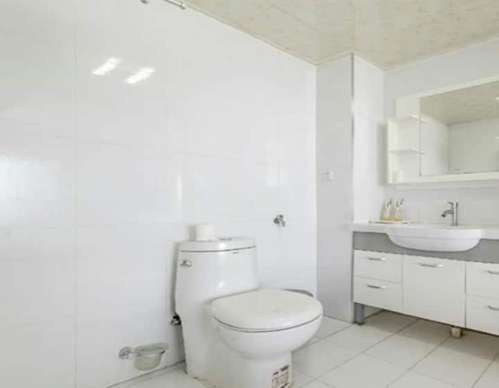 Kitchen shower full suite