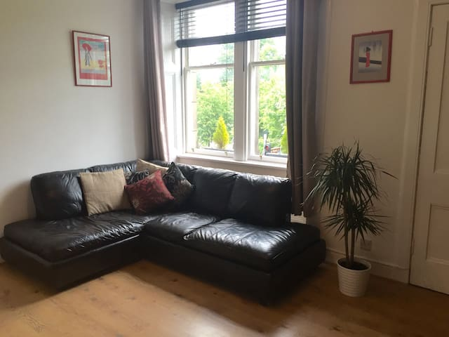 Beautiful apartment near Edinburgh - Dunfermline - アパート