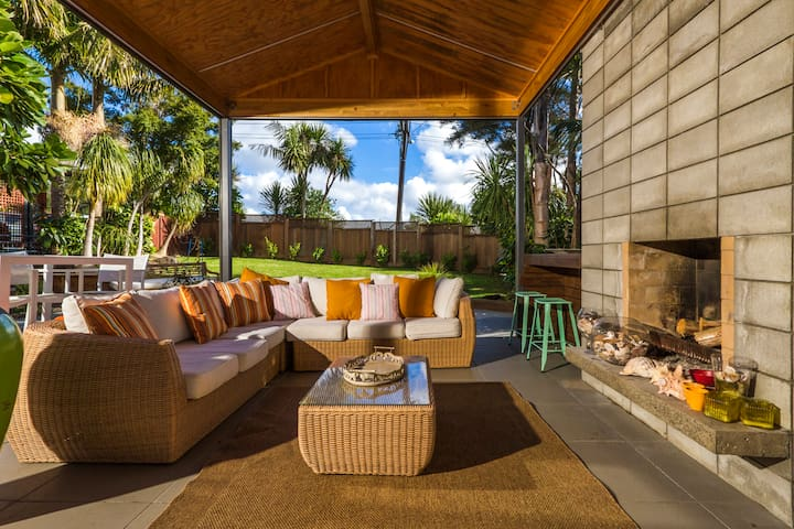 Onetaunga Oasis - Auckland - House