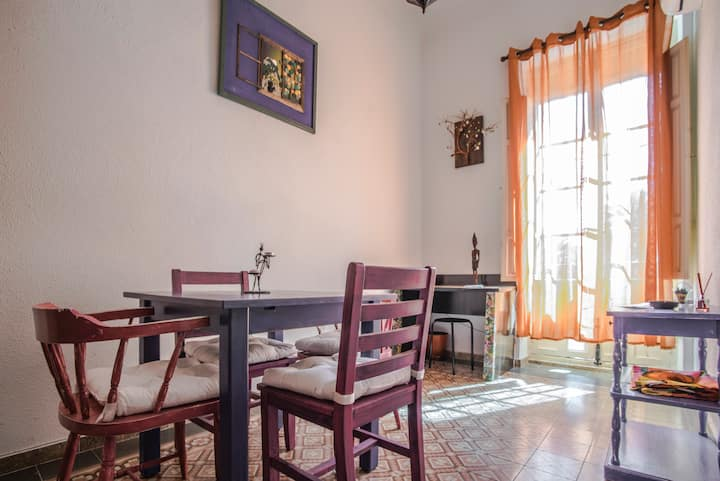 Beautiful apartment in the center of Alicante