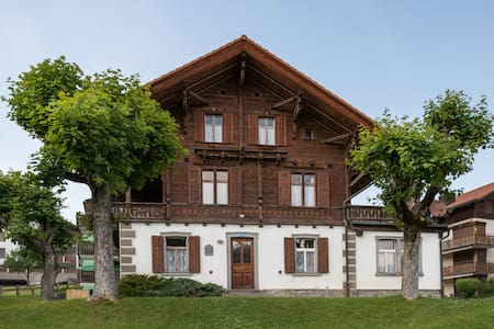 Landhaus Ursulina aus dem Jahre 1898 für 16 Pers.