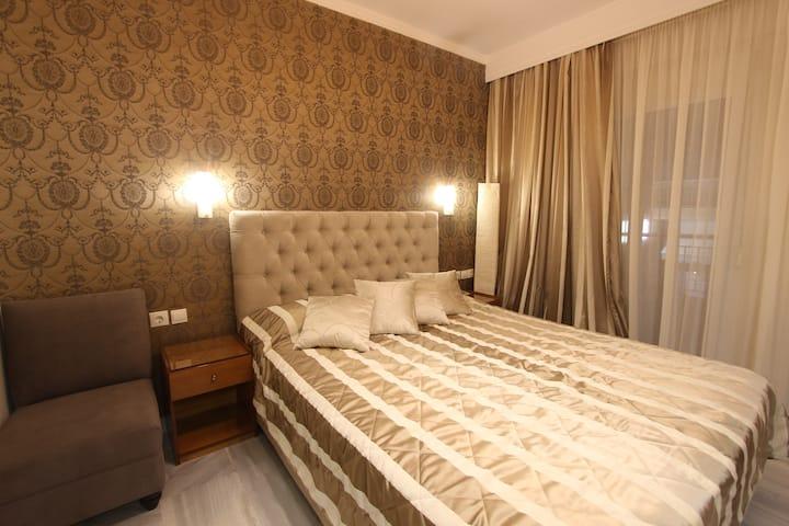 Hotel Mallas Nea Kallikratia Superior Double room