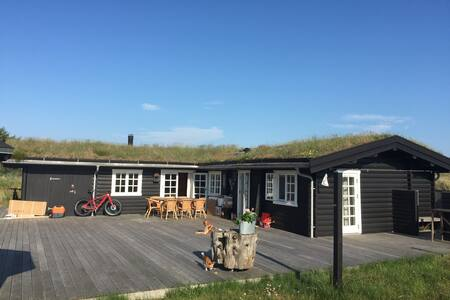 Luxury cosy home near sandy beach - Skagen