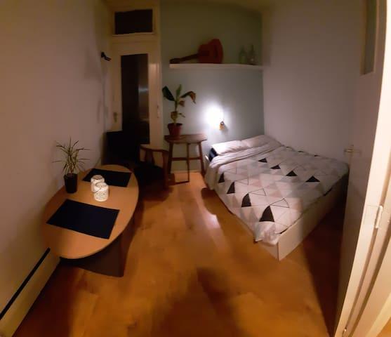 Fijne kamer in centrum Leeuwarden!