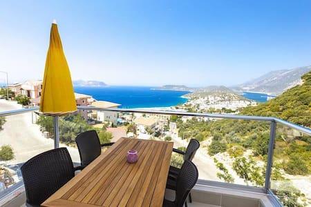 Santorin Luxury Homes - Kaş/Antalya