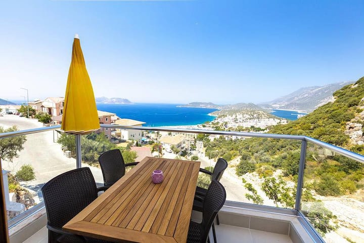 Santorin Luxury Homes - Kaş/Antalya