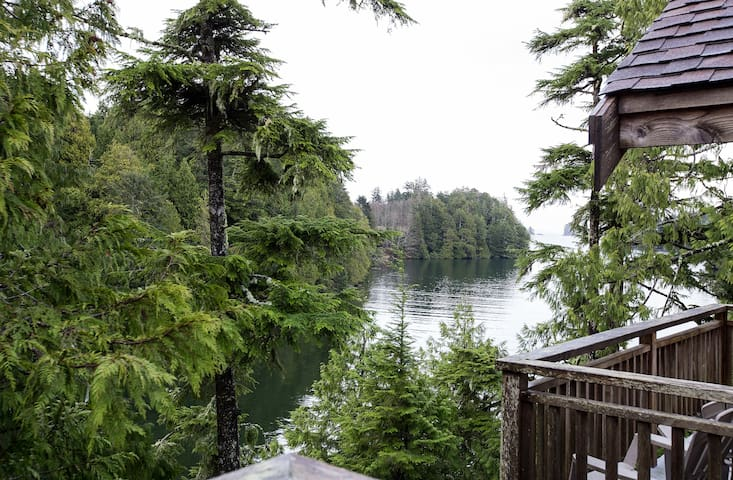 Waterfront Cabin - 267 Boardwalk Blvd Ucluelet