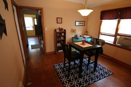 Spacious, Beautiful 1 bedroom with gym access - Wauwatosa - Casa