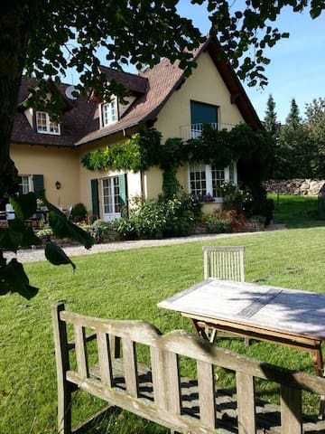 B&B in southern Alsace, close to Basel