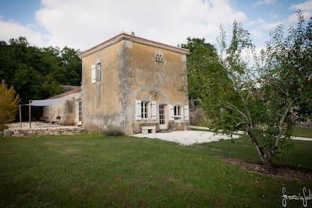 Logis de Bournet - Mouthiers-sur-Boëme - 独立屋