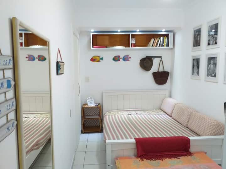 Suite no Apartamento da Isabel