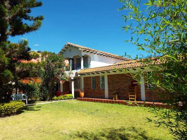 Casa campestre El Girasol