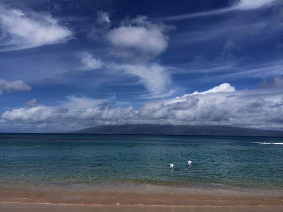 Beautiful Napili Bay
