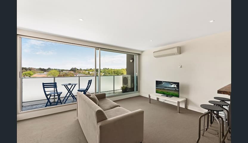 Leafy sunset views - Glen Iris - Apartment