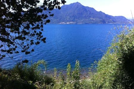 Casa Lago Ranco, orilla de lago y entorno natural - Lago Ranco - Casa
