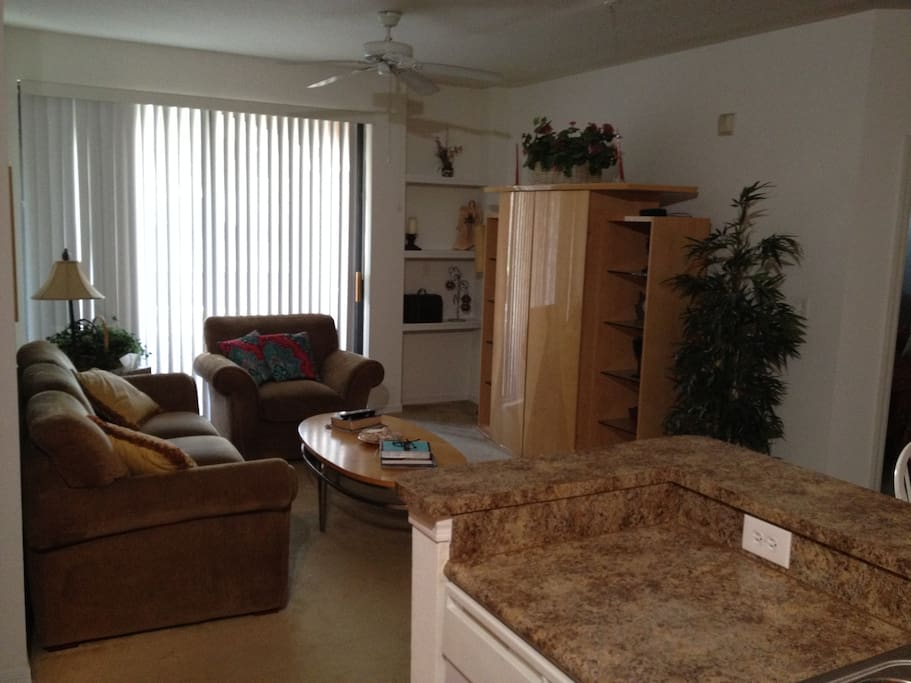 3 Bedroom Condo Overlooking Lake Apartments For Rent In Sarasota Florida United States