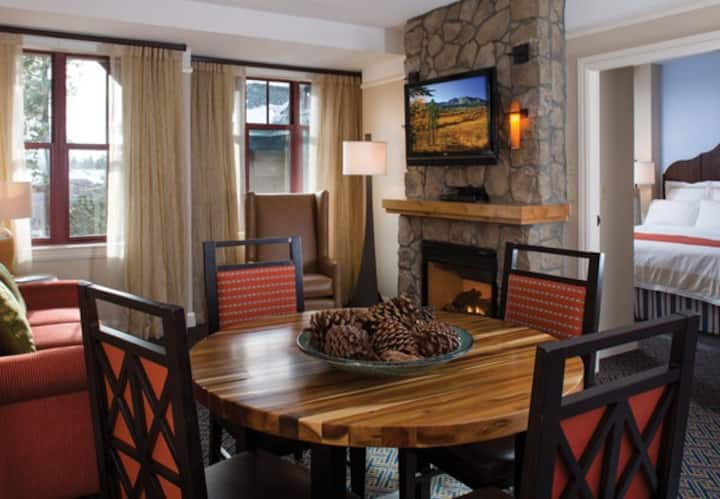 Marriott Timber Lodge Luxury 1BD villa sleeps 4