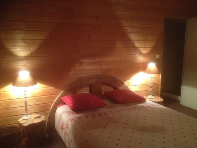 B & B - Suite L'Estive for 2 to 4 pers - Saint-Mamet - Bed & Breakfast