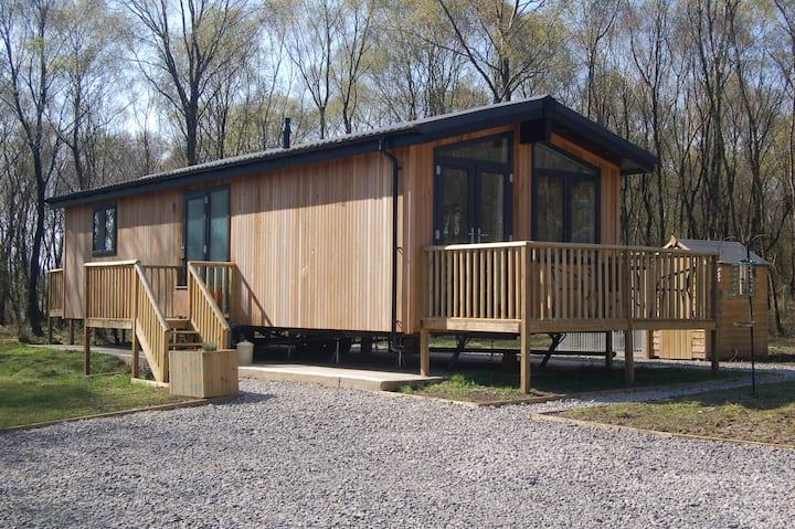 Cedar Lodge in the Yorkshire Dales National Park
