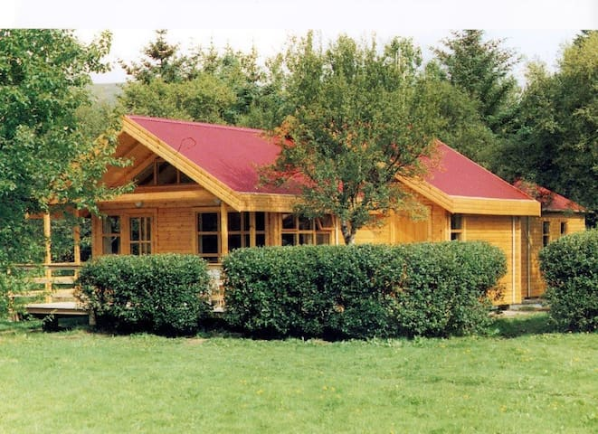 Eyri river cottage