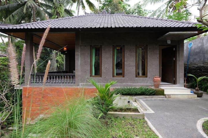Orang Sawah Ubud~1BR Prvt Villa~Greenery Pool View