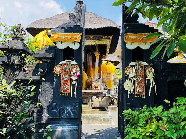 temple on territory