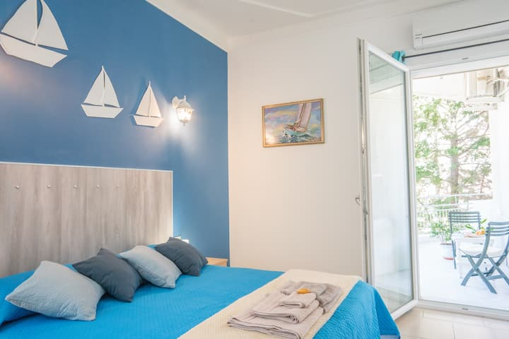 B&B Nell'Isola - Chambre Les Voiliers