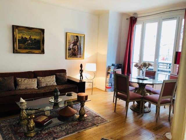 Superbe appartement parisien