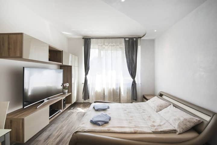 ♥ Luxury private room ♥ Trento center