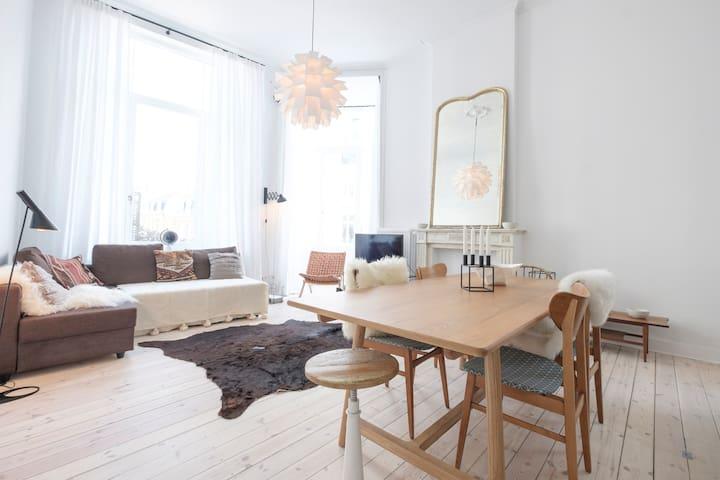 Ixelles, the trendy neighborhood - 2 bedroom