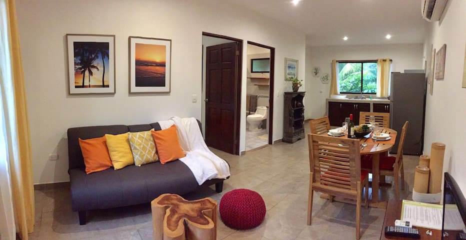 Tamarindo~Boutique apartment~ Relax~New Pool~BBQ