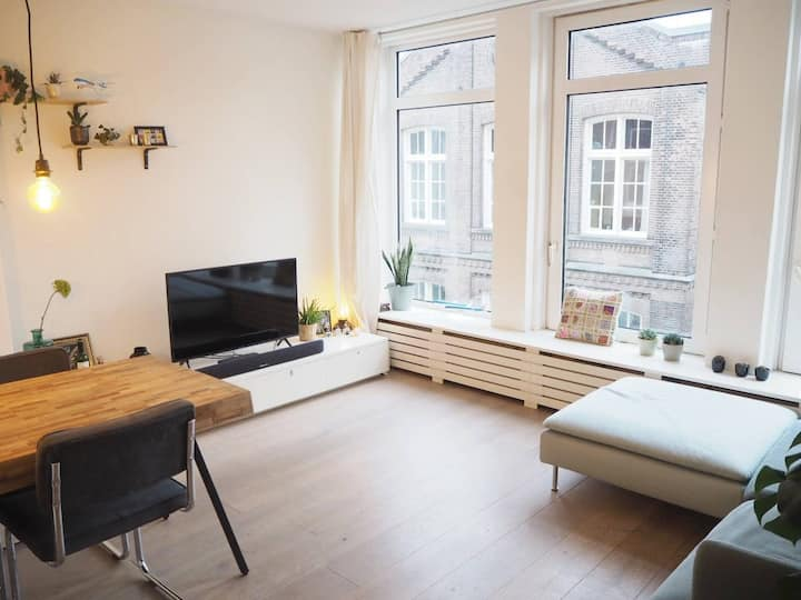 Great city centre home for two near Amstel river