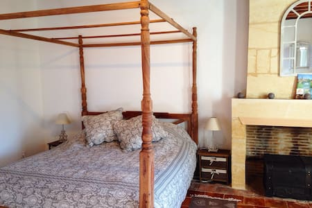 Beautiful room near Saint Emilion - Saint-Magne-de-Castillon