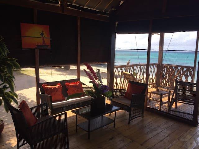 Tablas Point Beach Resort King Room
