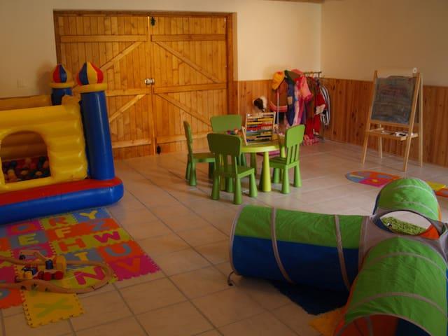 * Maison rurale pour les familles, Futuroscope