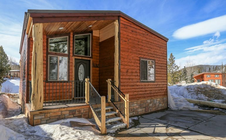 Brand New Mountain Cabin Get Away in Breckenridge - Breckenridge - Cabaña