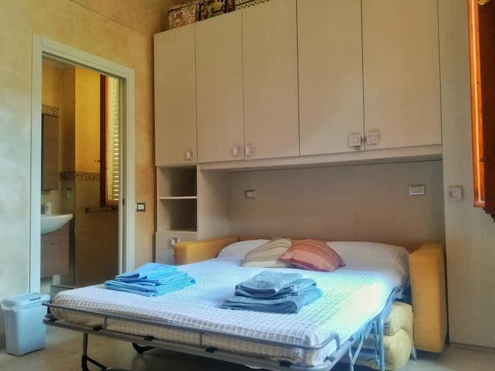 Stanza privata a 2 passi dal centro di Siena
